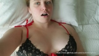 Scarlett Knightley – Passionate Love Making After Being Away