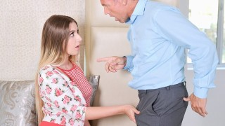 MyBabySittersClub – Sad Babysitter Fucked Boss To Feel Better