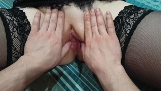 Evening Massage Of My Pussy. Part 2